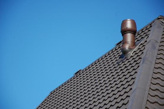 Вытяжка на крышу своими руками 58